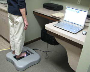Custom Orthotic Scan